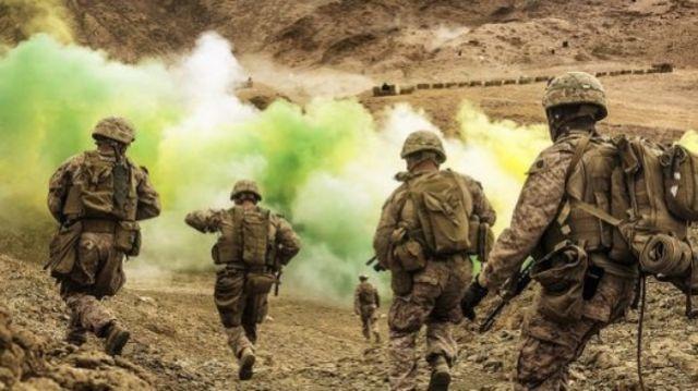 Image result for fotos de ejercicios militares en europa