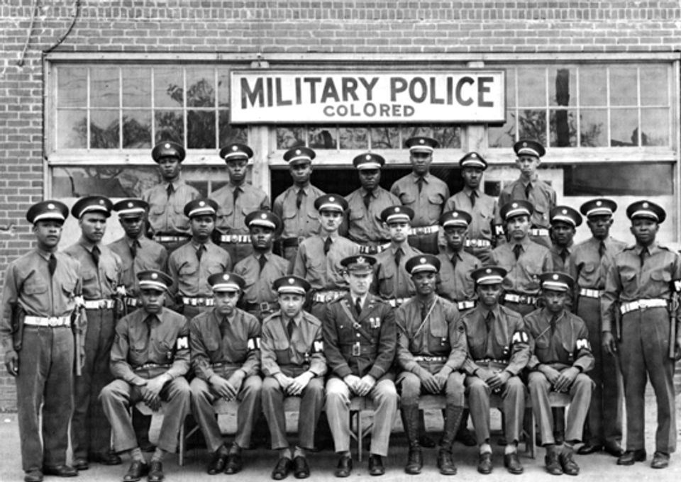 a history of the military police The 716th military police battalion conducts protection, fire, police, detention, and security/mobility support operations iso worldwide contingency operations and the.