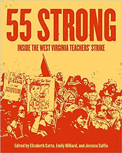 DSA covers for unions and Democrats in new book on walkout