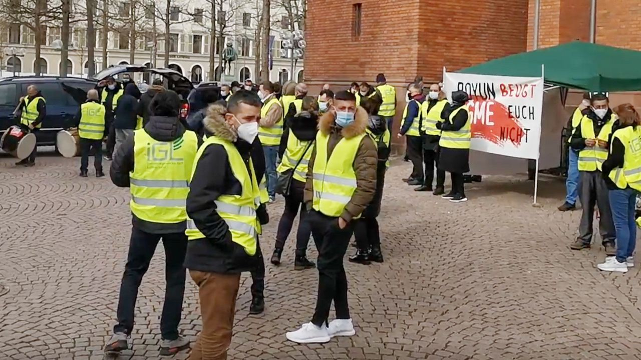 What next in the airport workers struggle against the WISAG Group in Germany?
