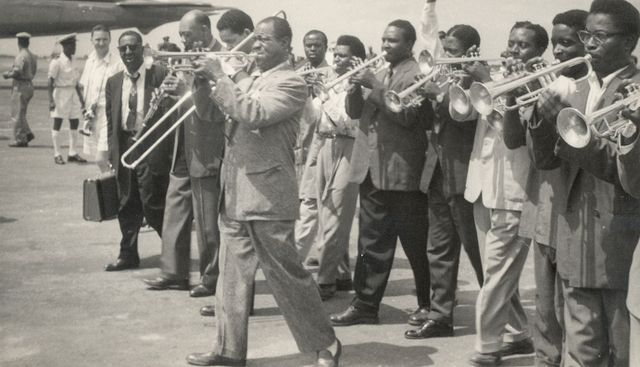 The Jazz Ambassadors: An episode in the history of the