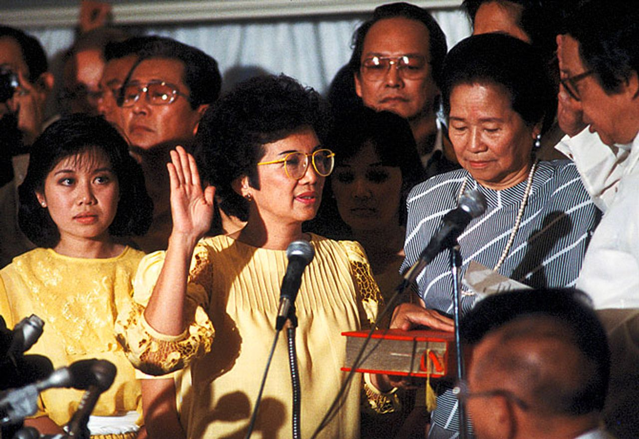 """www.wsws.org: Thirty-five years since the """"People Power"""" ouster of Marcos in the Philippines"""