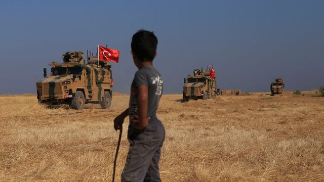 türkischer angriff auf syrien