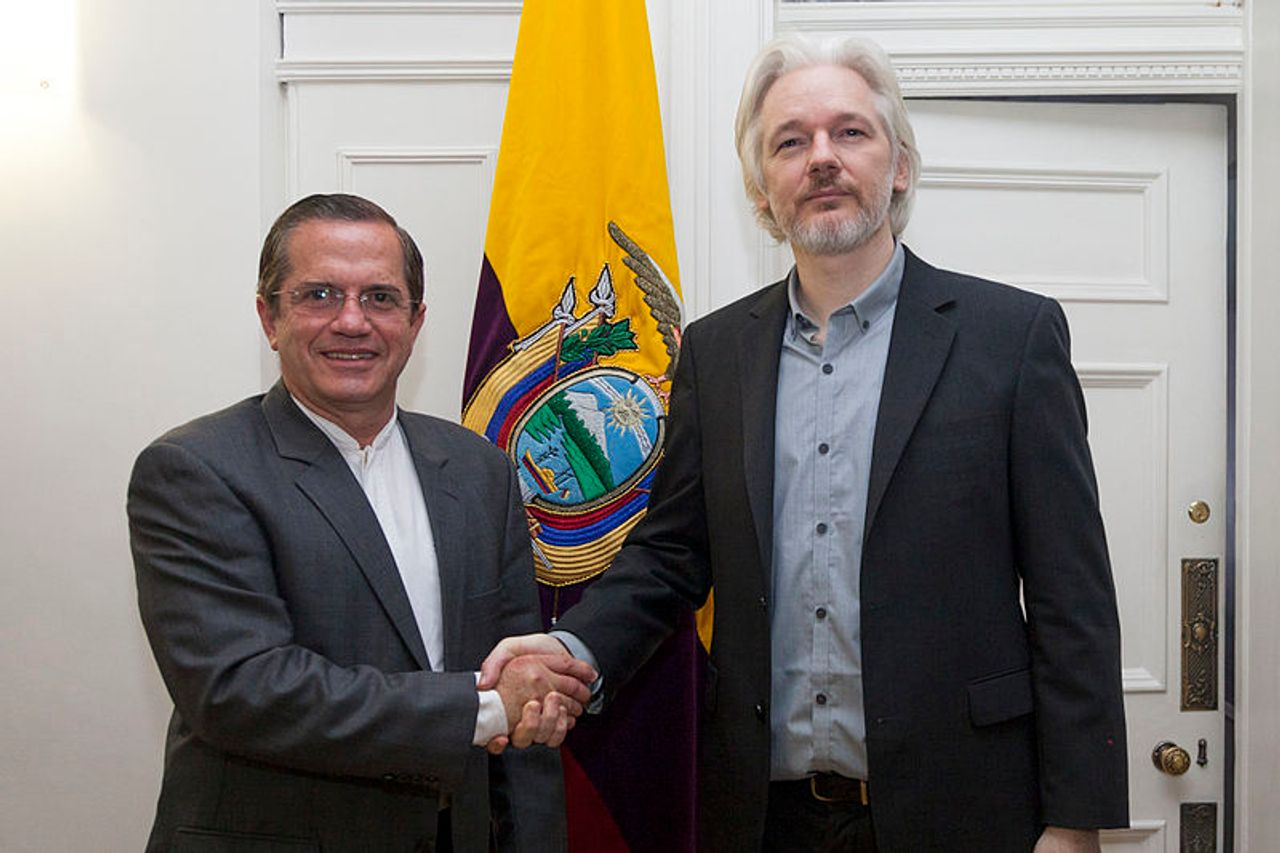 Corporate publications hostile to exposure of CIA spying on Assange and their own reporters