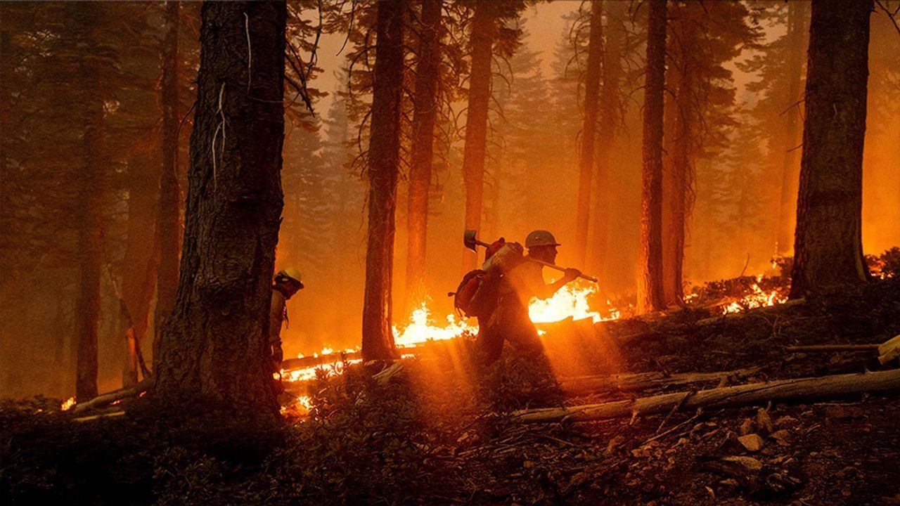 New wildfires cause mass evacuations in California's Napa Valley