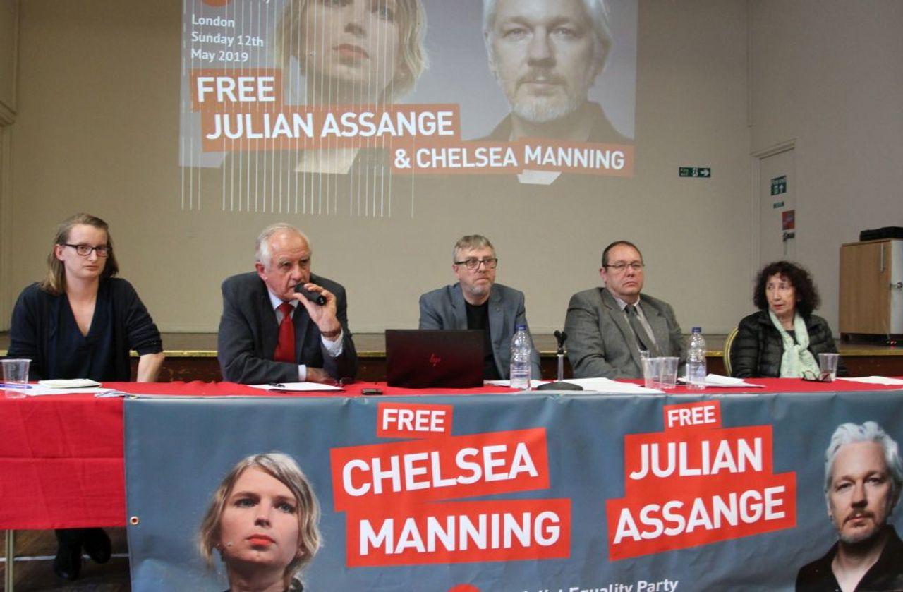 Swedish prosecutors to reopen rape case against WikiLeaks founder Julian Assange