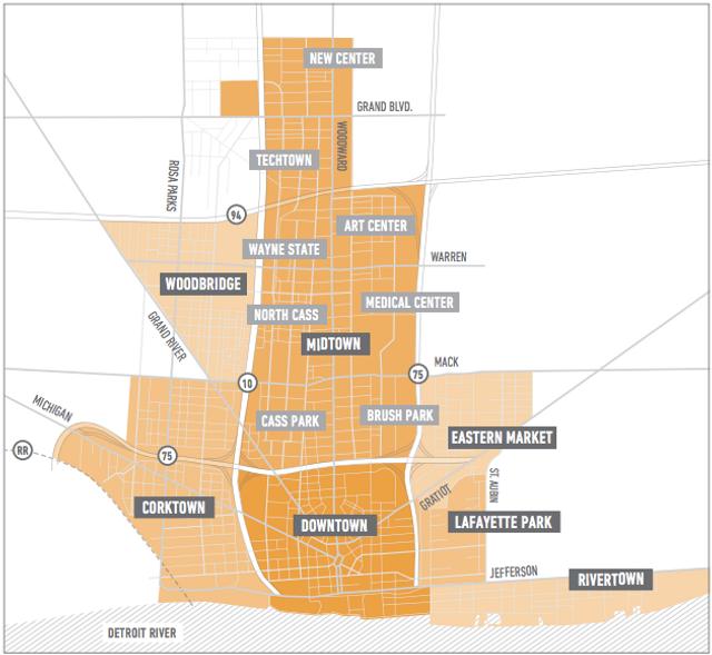Detroits downtown development plan a blueprint written by and detroits downtown development plan a blueprint written by and for the corporate elite malvernweather Image collections