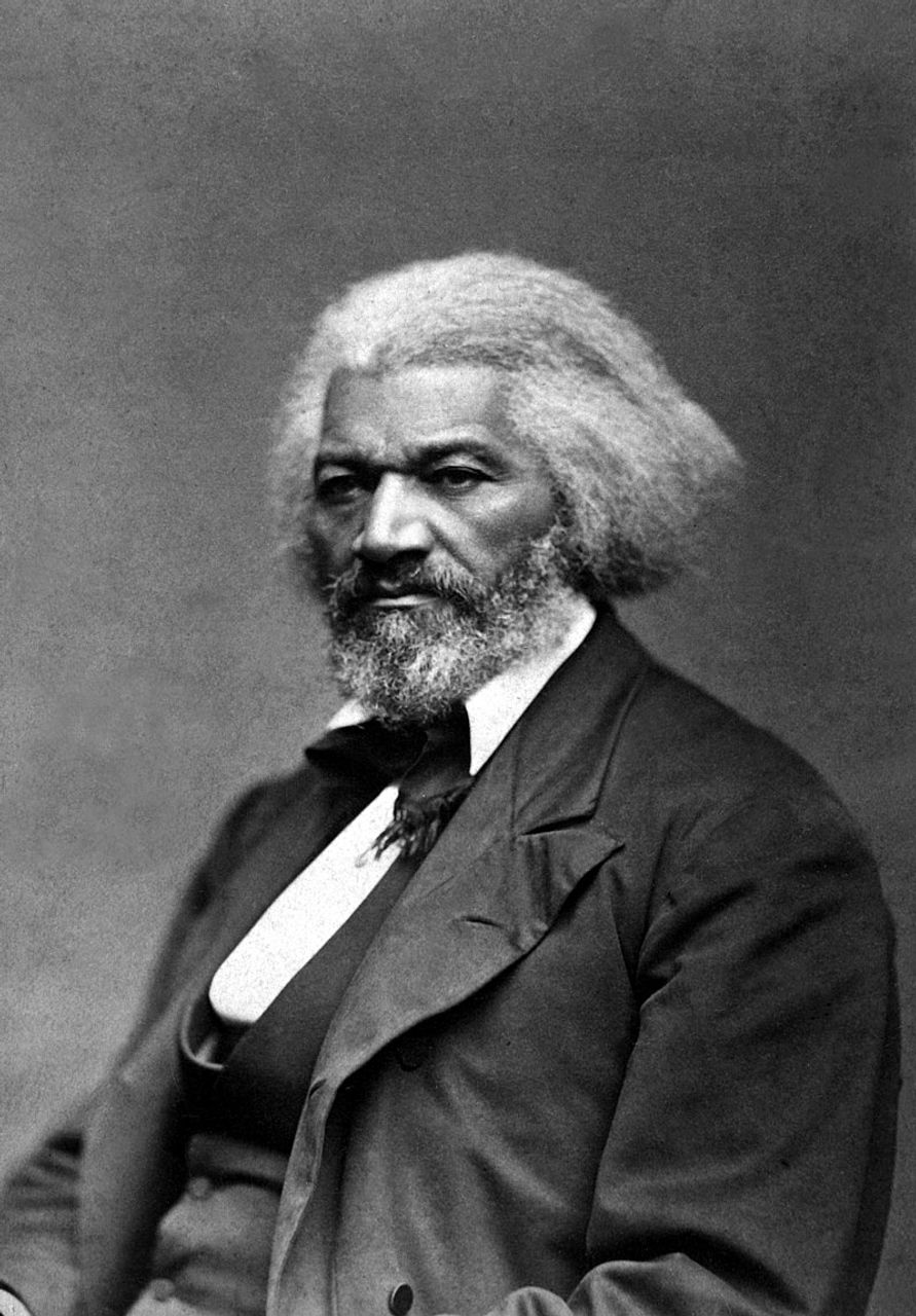 Frederick Douglass by George Kendall Warren (c.1879)