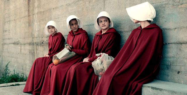 handmaids tale morality A belief that 'the handmaid's tale' could be a reality is another perfect his traditional sexual morality lowry is the editor of national review.