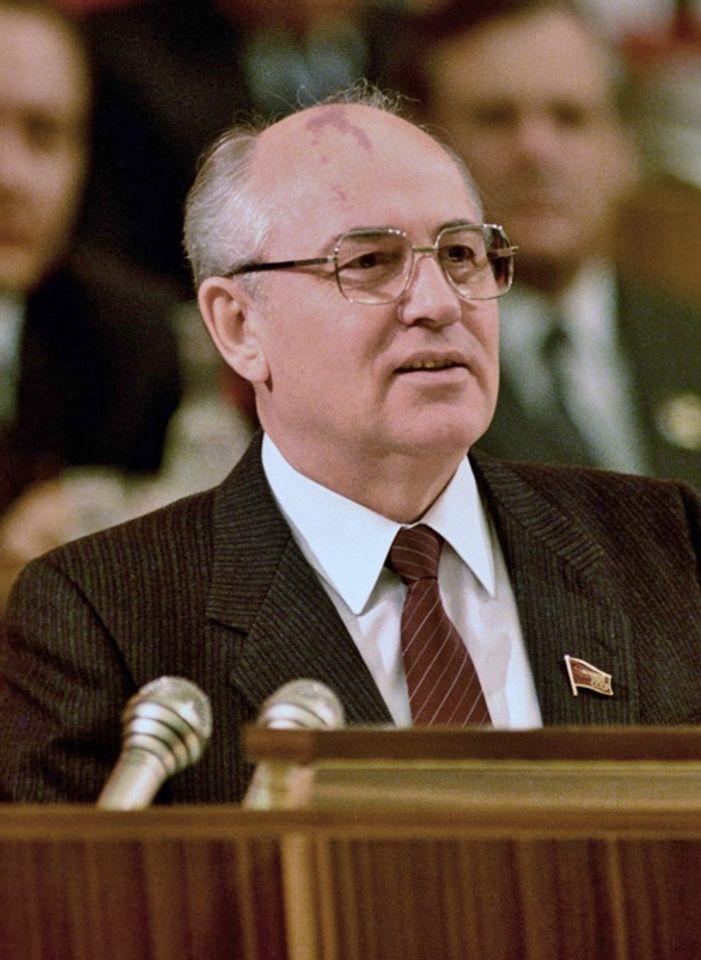 Горбачёв 91
