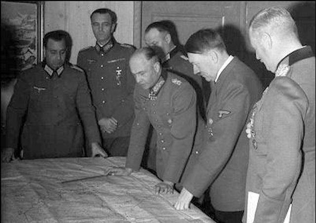 hitler s decision to invade russia German plans to attack the soviet union in 1940 hitler's secret military summit conferences at the berghof, july 1940 as documented in the world future fund report, general plan east: the nazi revolution in german foreign policy, the foundation of hitler's geopolitical plans was the conquest of the european part of the soviet union hitler had hoped that he could.