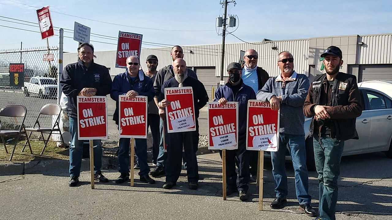 Detroit strikers denounce two tiers and forced 12-hour days at Keurig/Dr Pepper/Seven-Up