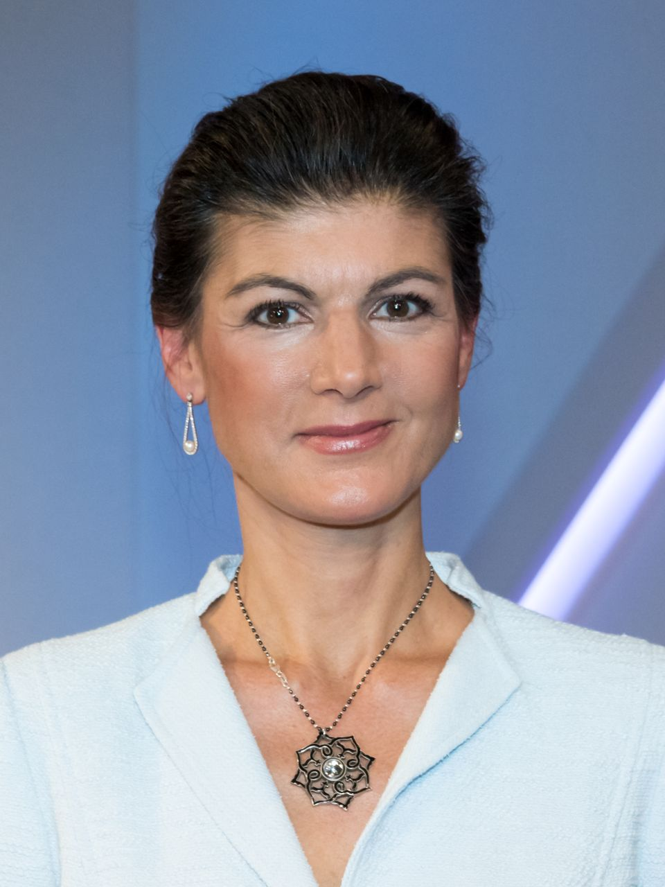 Sahra Wagenknecht ruft nach De-Globalisierung - World