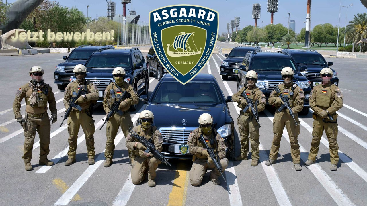 The Asgaard security firm: Neo-Nazi networks in German ...