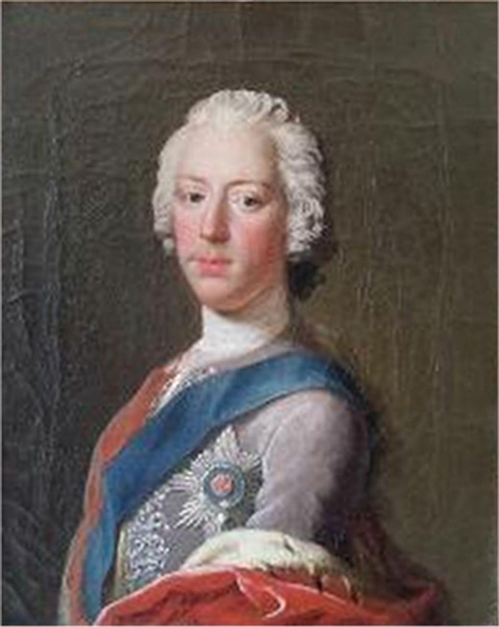 Charles Edward Stuart ('Bonnie Prince Charlie')