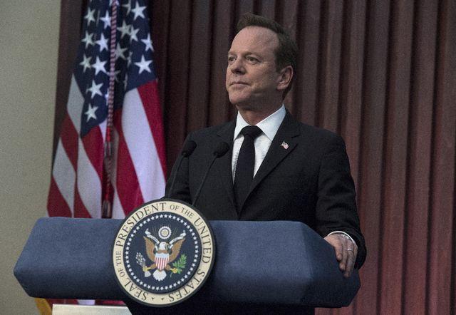 ABC's Designated Survivor: The US government in crisis
