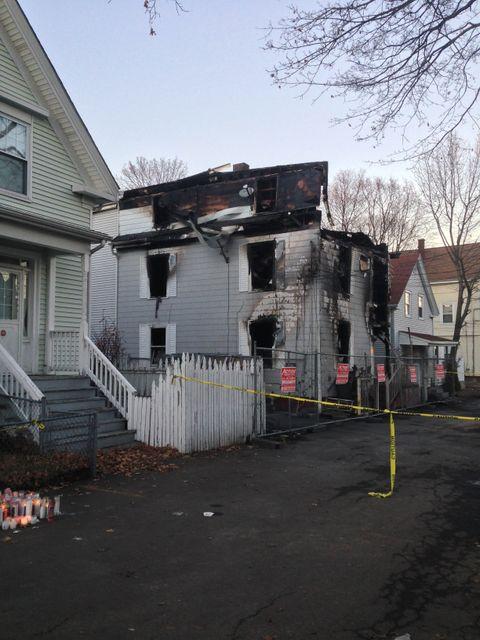 Deadly Fire Destroys Three Apartments In Lynn