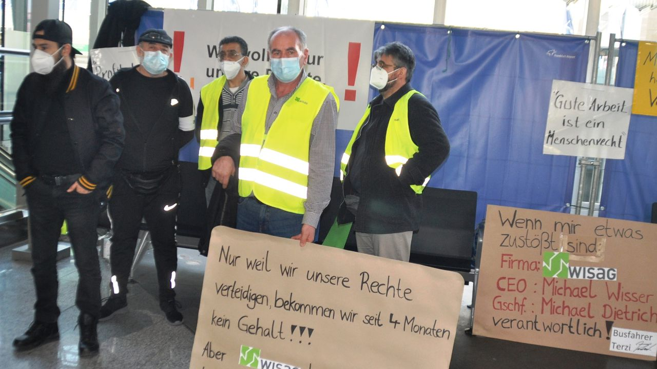 Industrial action at WISAG: How the European Union deregulated ground services