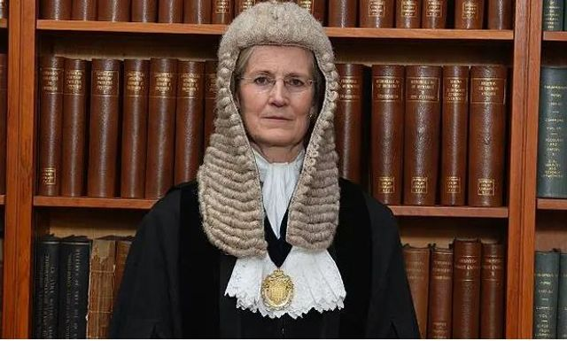 Judge Vanessa Baraitser has sold her soul for perceived power