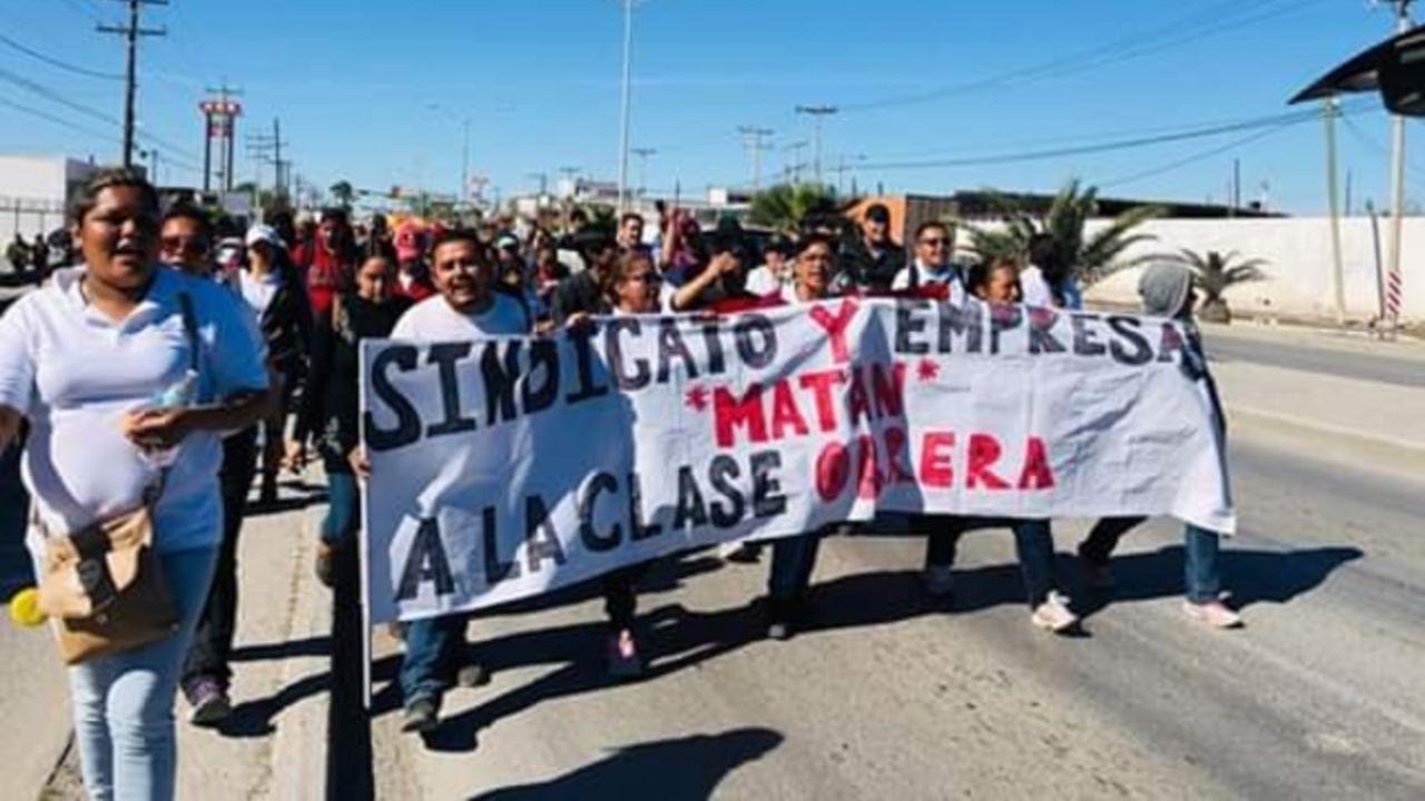 "Morenoites aid Washington's ""democratic union"" operation in Mexico"