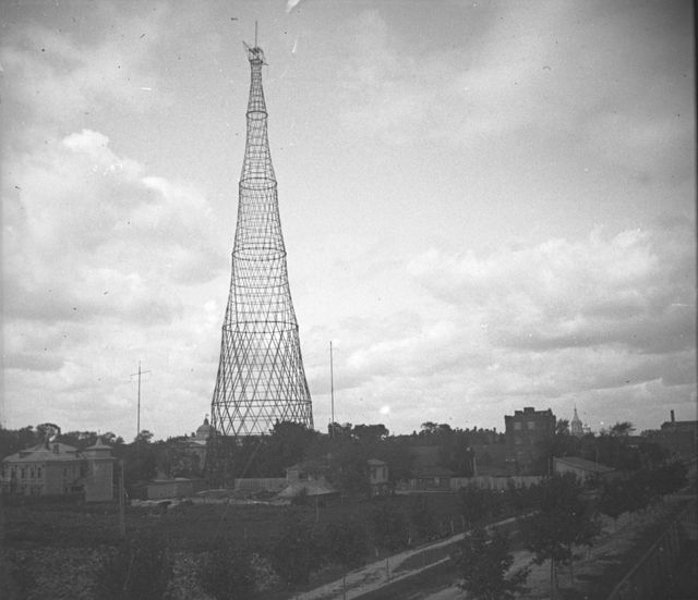 Moscow weighs the fate of historic Shukhov radio tower ...