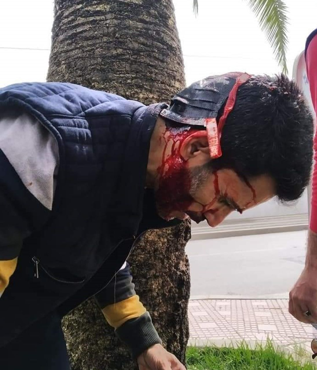 Moroccan government, police violently assault protesting teachers