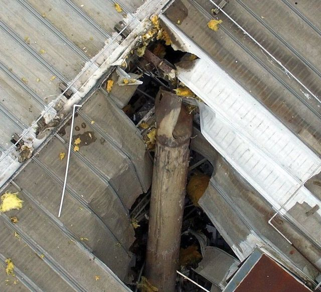 Water Tank Destruction : Three dead four injured in boiler explosion at st louis