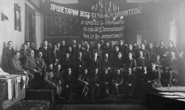 """Resultado de imagen de congres internacional comunista"""""""