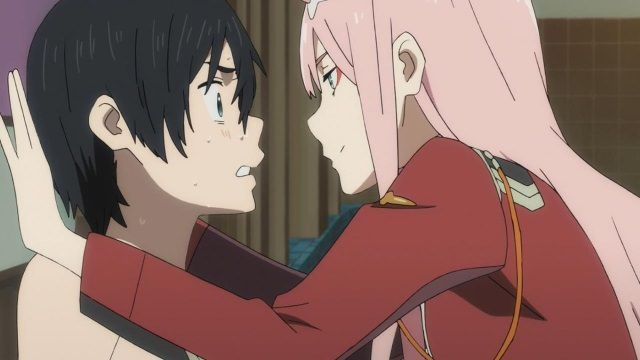 Darling In The Franxx Japanese Anime Series About