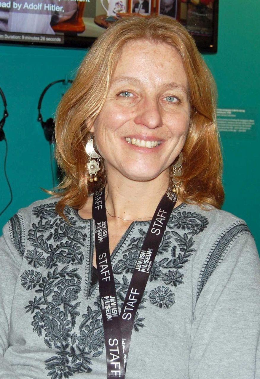 Curator Kathrin Pieren