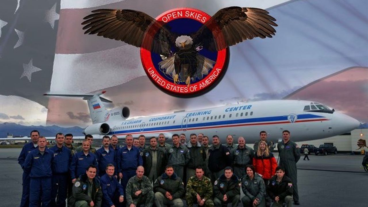 Us Withdraws From Open Skies Treaty Heightening Danger Of War With Russia World Socialist Web Site