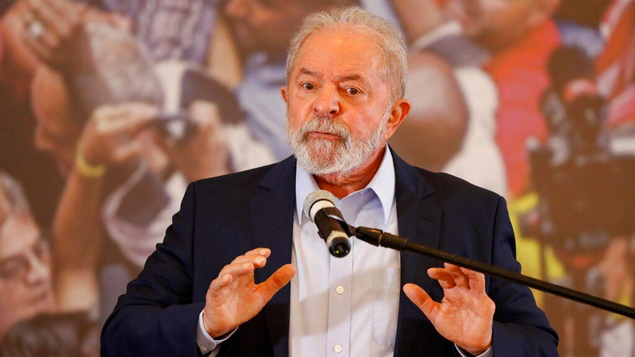 Court ruling in Brazil promotes political rehabilitation of Lula