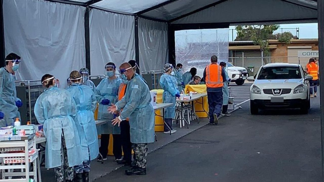 "Right-wing Australian ""medical network"" opposes pandemic lockdowns and advocates herd immunity"