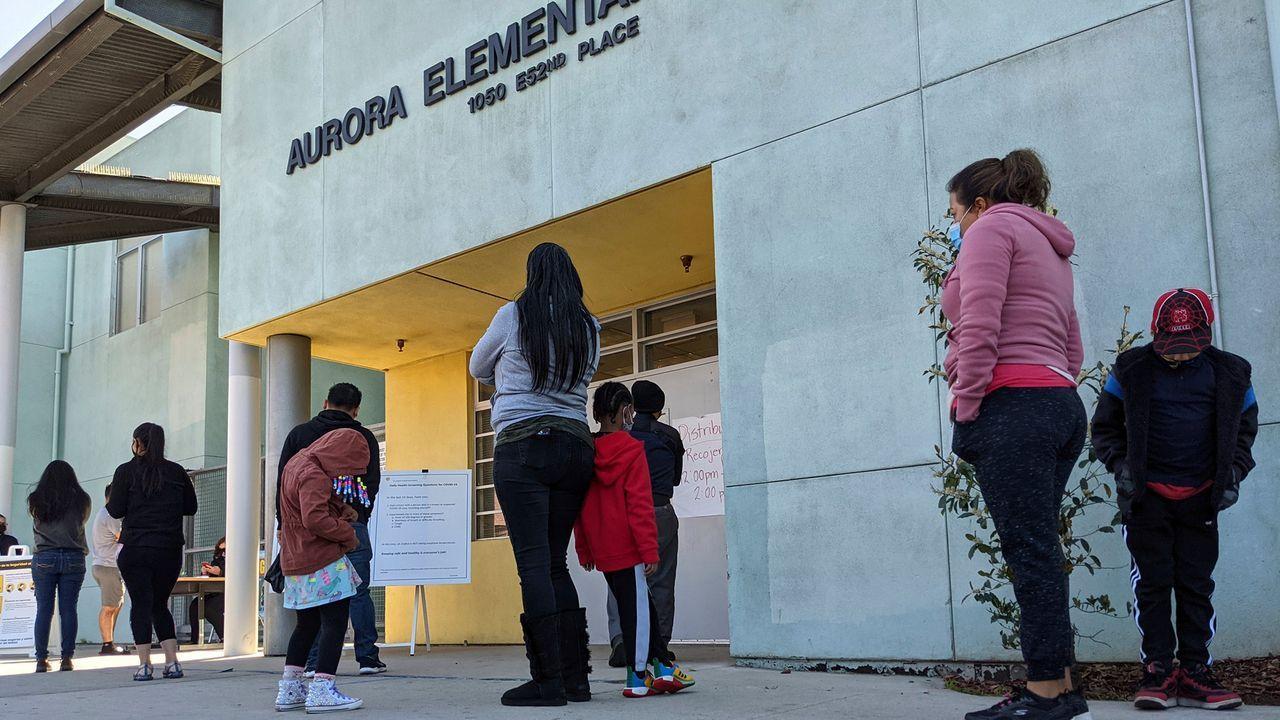 Teachers in Los Angeles speak out as catastrophic school reopenings loom