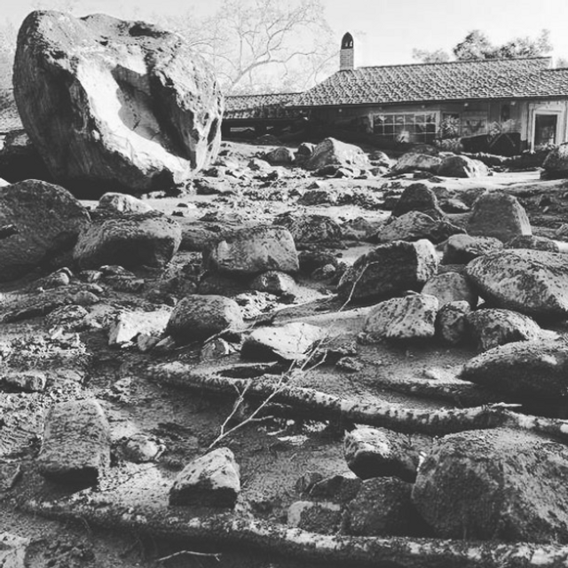 Image result for california mudslides 1969 images