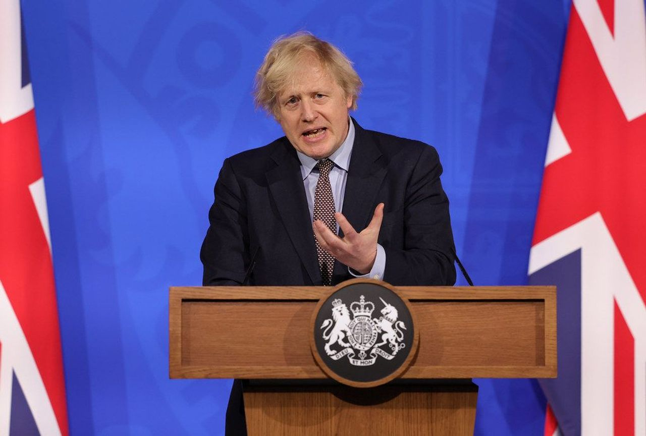 Johnson eases lockdown, paving way for new coronavirus upsurge in Britain