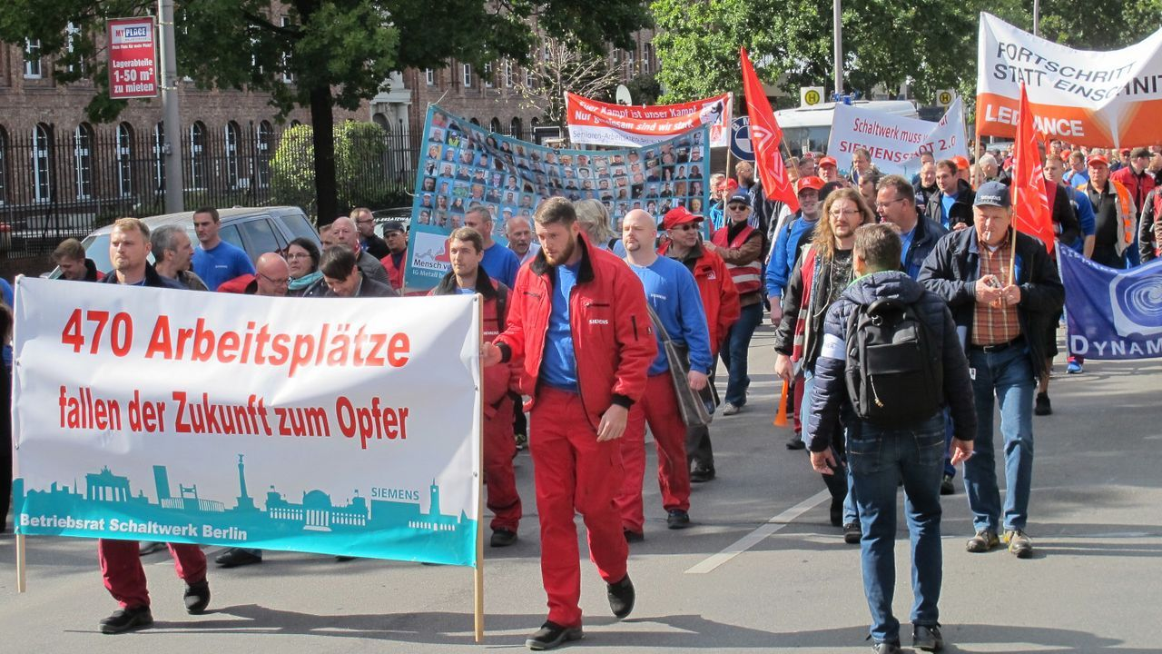 IG Metall union will have a role in job cuts and wage reductions