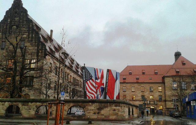 Palace Of Justice Nuremberg Trials