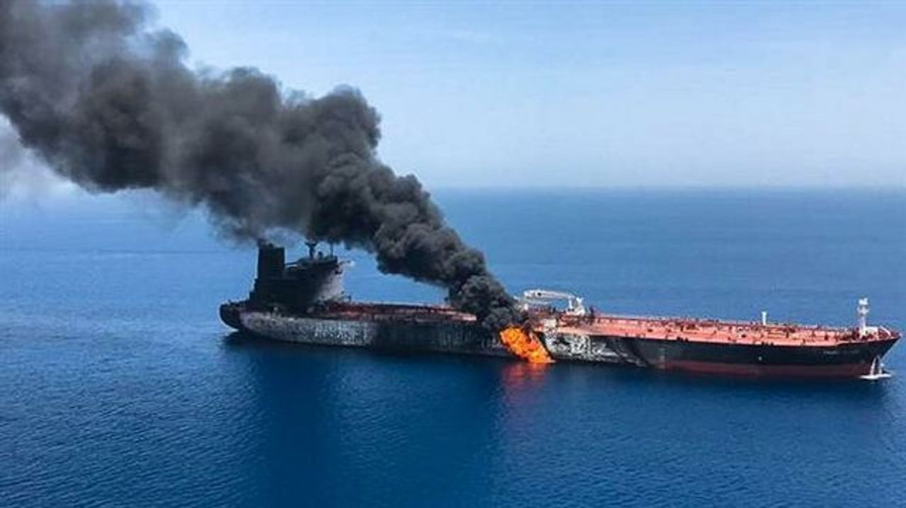 Iran summons United Kingdom envoy over 'unfounded' tanker accusations