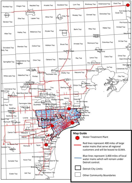 The Privatization Of Special Education >> Regional authority a prelude for privatization of Detroit water system - World Socialist Web Site