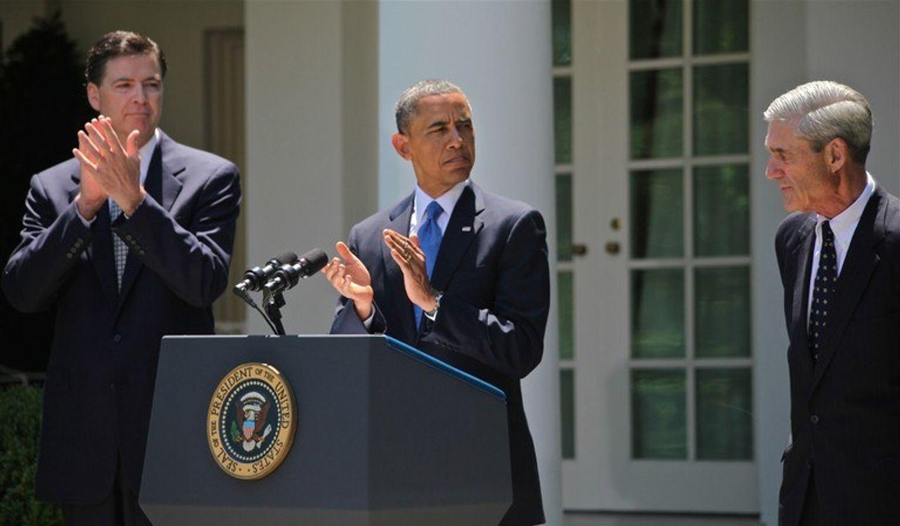 U.S. Attorney General: Mueller Probe Neither Implicates Nor Exonerates Trump