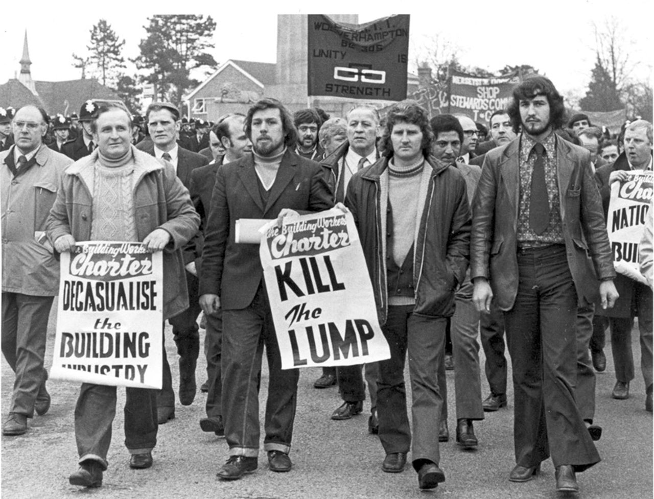 UK: Shrewsbury pickets convictions quashed after nearly 50 years