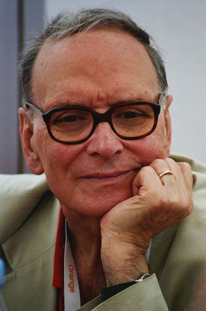Ennio Morricone, among the greatest composers for the cinema, is ...