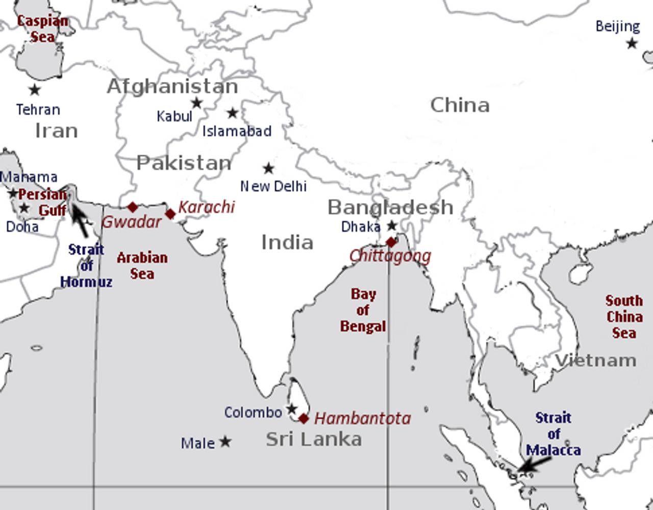 Pakistan transfers strategic Gwadar port to China World