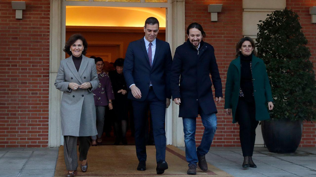 Spain's PSOE-Podemos government unveils €11 billion corporate bailout