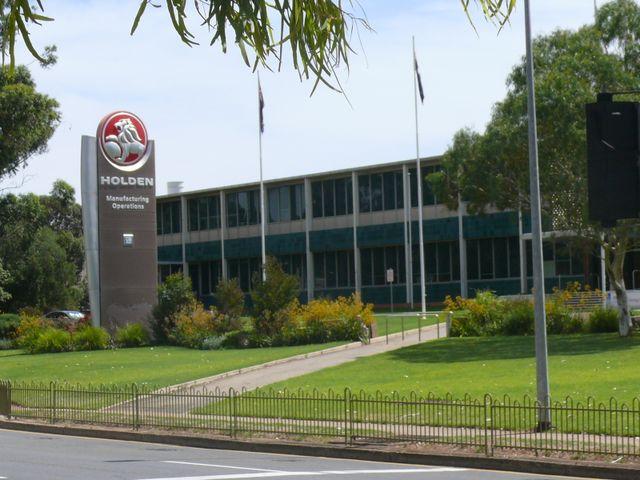 Elizabeth South Australia A City Devastated By General