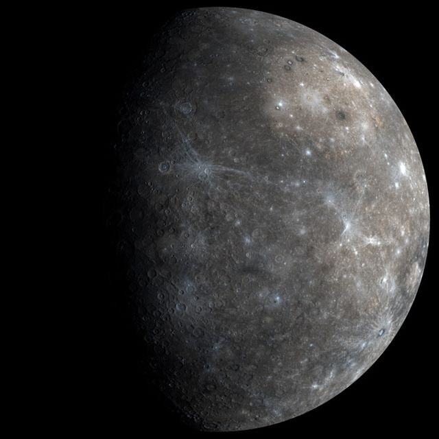 What We Learned About Mercury From The Messenger