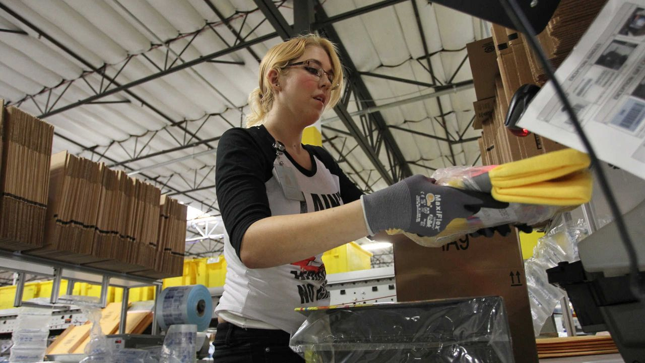 Amazon warehouses affected by coronavirus cases