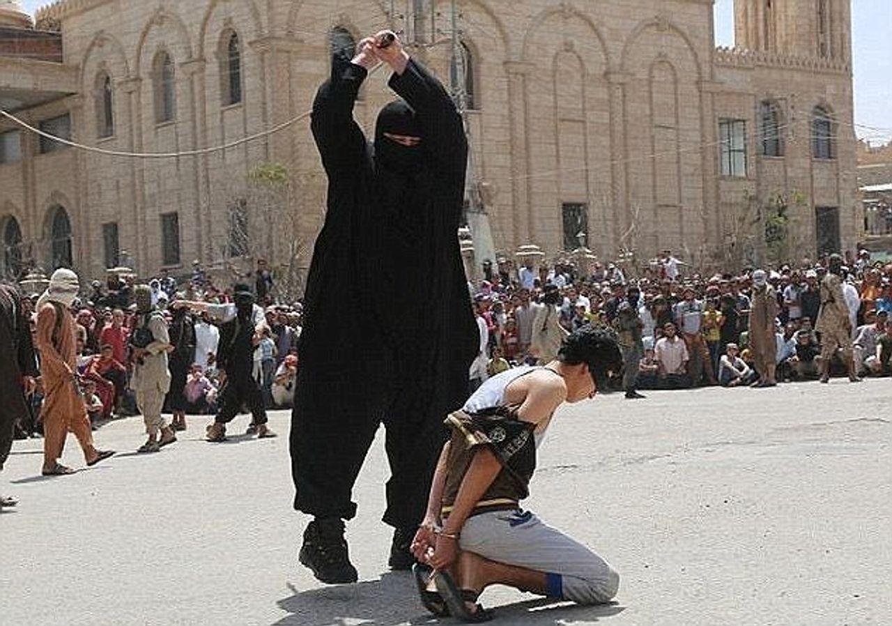 Поддерживаемый США саудистский режим казнит политзаключённых.