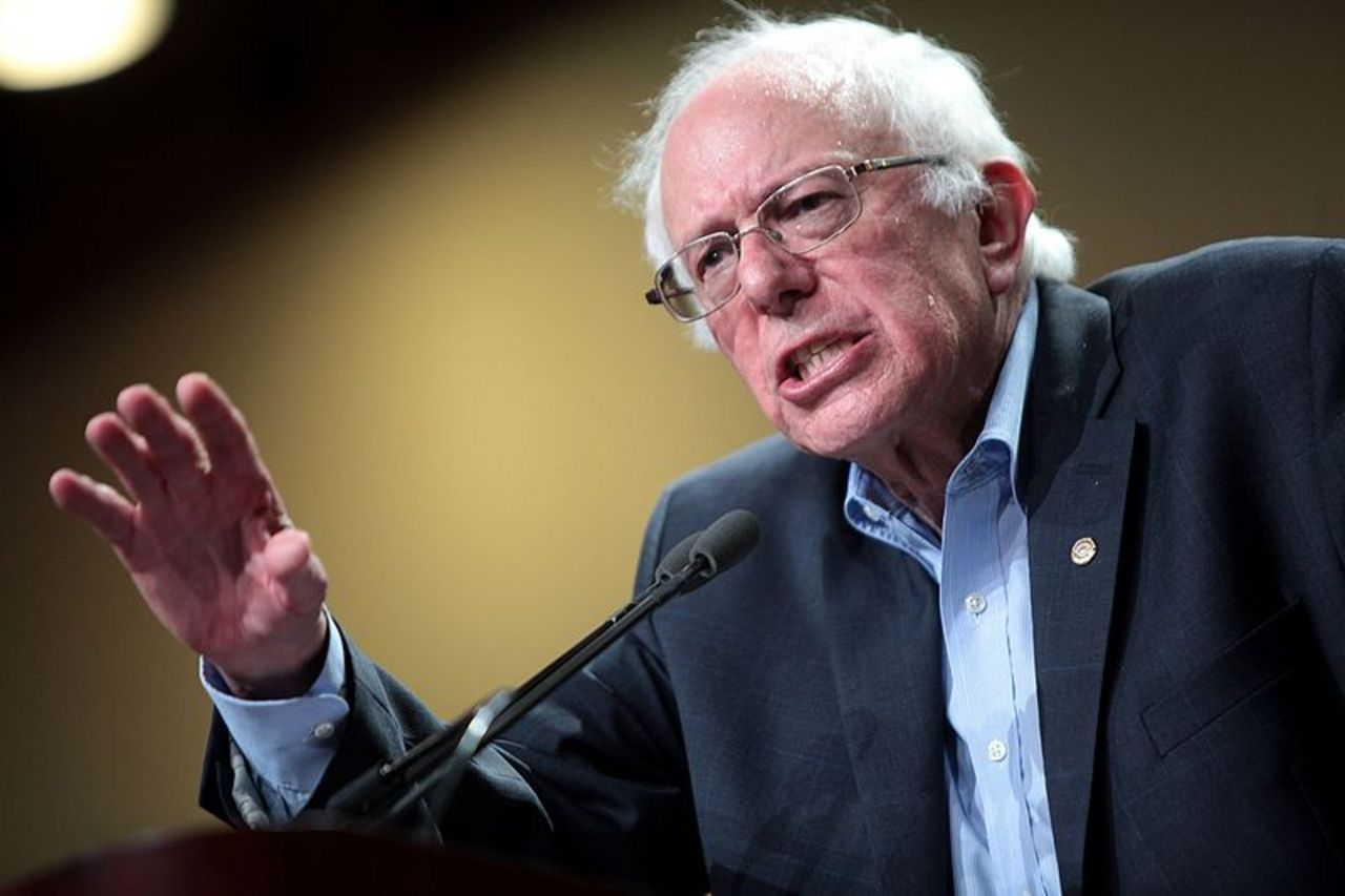 Sanders promotes union campaign at Amazon in Senate hearing on inequality